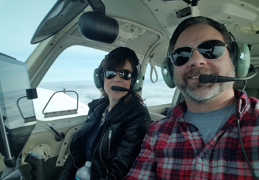 General Aviation Saves Christmas for Anber Staff